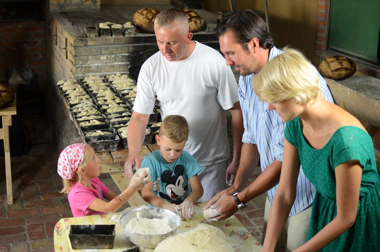 Szymbark - atrakcje dla dzieci Kaszuby