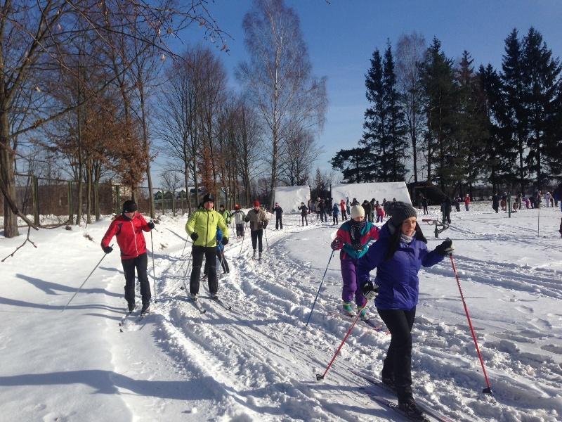 Puszcza Białowieska Zimą - ferie zimowe 2015