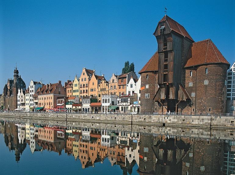 Gdańsk zwiedzanie